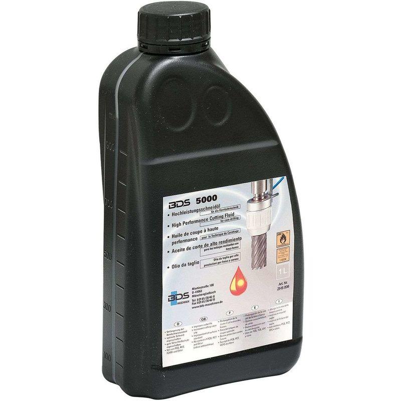 Pwa Bernardo - Huile de coupe de haute performance pour machine métal (1 litre)