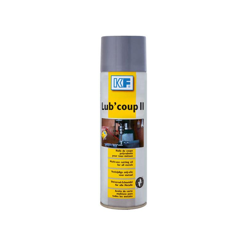 Aérosol huile de coupe LUB coup II spray de 400ml net - KF