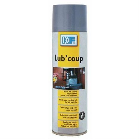 Huile de coupe Lub'coup II KF - aérosol 650ml brut / 400ml net