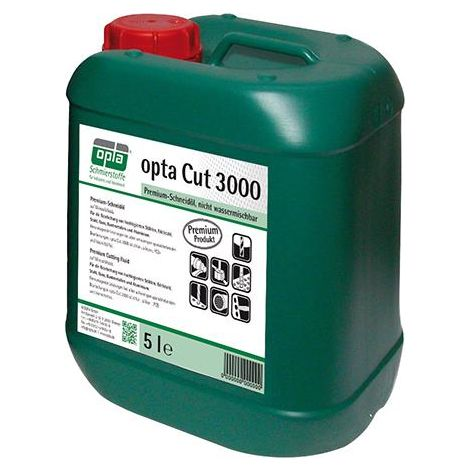 Huile de coupe Premium Cut 3000 5l OPTA