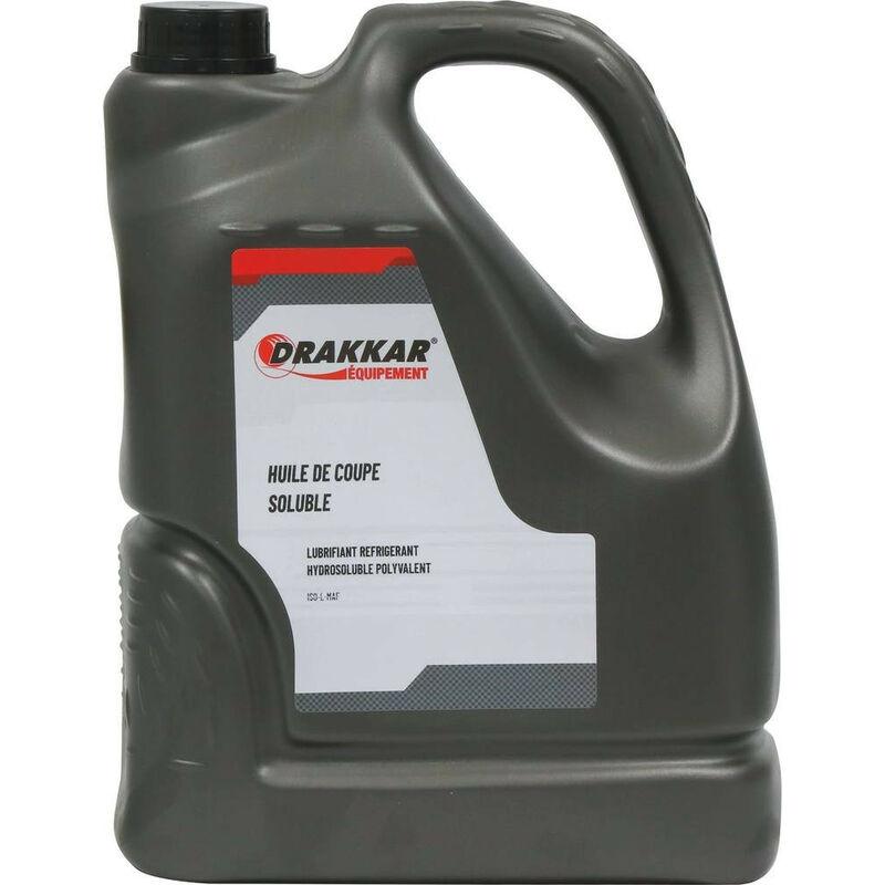 Huile de coupe soluble sans silicone 5L SODILUB-S10166