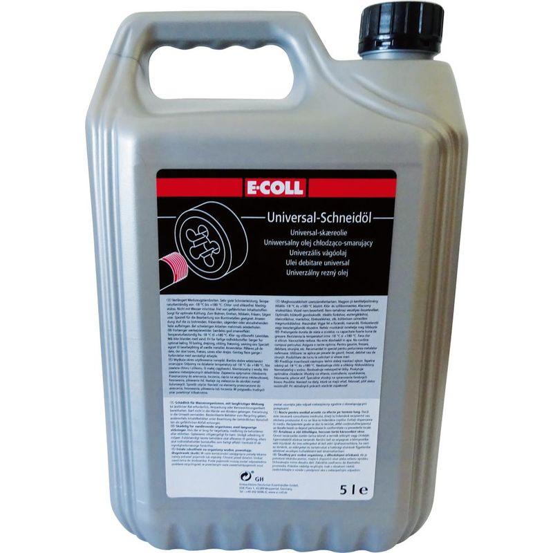 E/d/e - Huile de coupe universelle 5l E-COLL 1 PCS