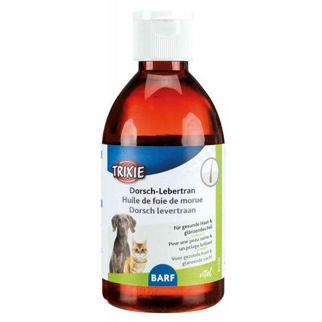 Huile de foie de morue, chien/chat, d/f/nl - 250 ml