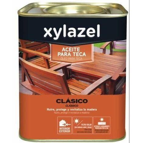 HUILE DE TECK INCOLORE XYLAZEL 2,5L. 630004