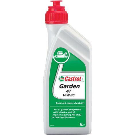 Huile Garden 4T 10w30 1l -bidon- Castrol