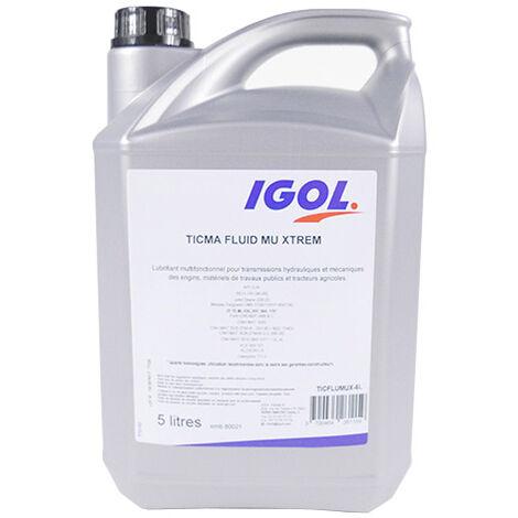 Huile Igol 10W30 - 5L boite Hydrostatique