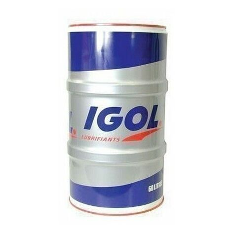Huile Igol 10W30 - 60L boite Hydrostatique