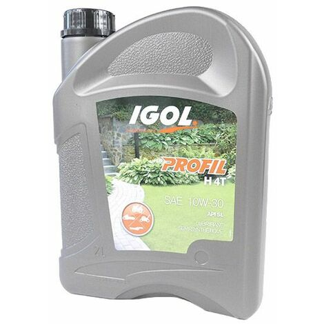 Huile Igol garden 10W30 2L