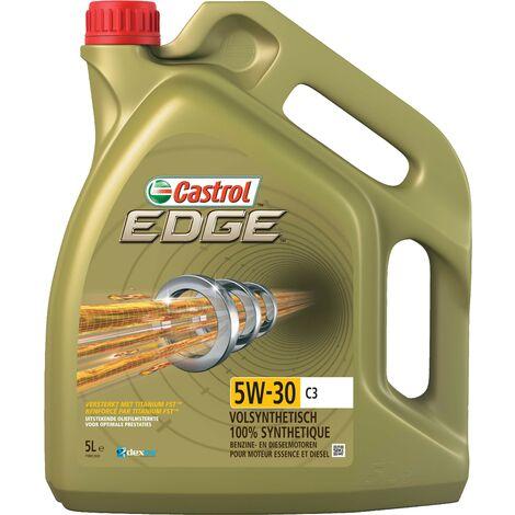 Huile Moteur Castrol Edge FST 5W30 C3 5L