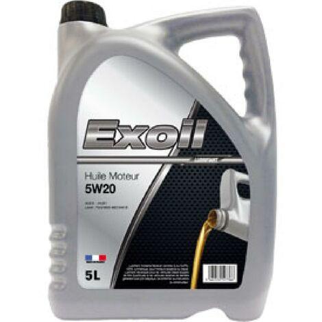 Huile moteur EXOIL F Ecoboost 5W20 5L