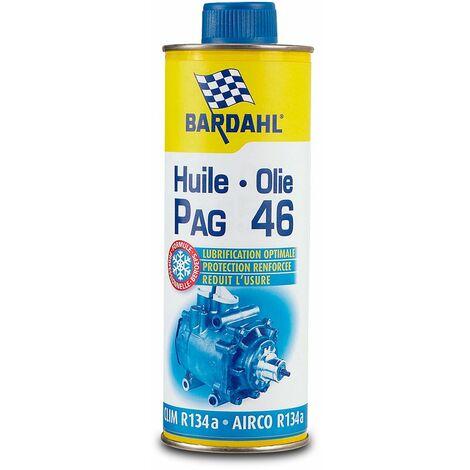 Huile PAG 46, compresseur de clim ISO, 500ml - Bardahl