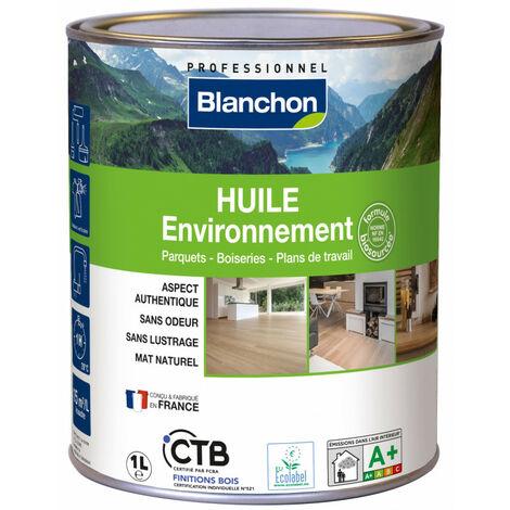 """main image of """"Huile Parquet Environnement - Blanchon"""""""