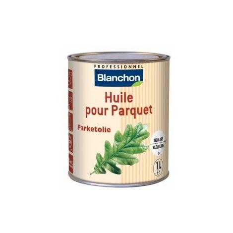 "main image of ""Huile parquet Incolore 1L"""