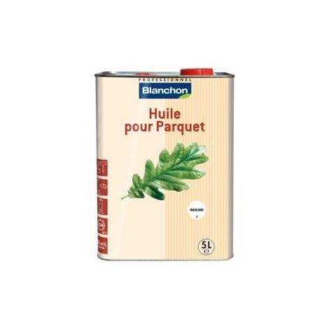 "main image of ""Huile parquet Incolore 5L"""