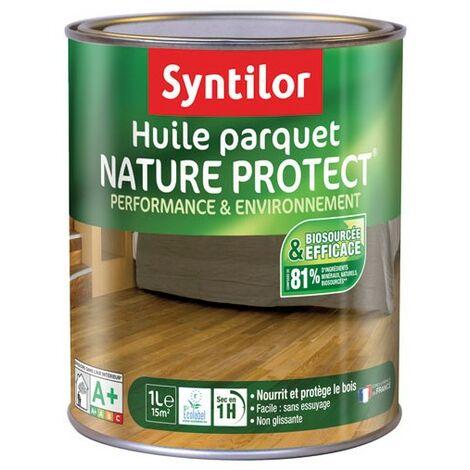 HUILE PARQUET NATURE PROTECT INCOL.1L (Vendu par 1)