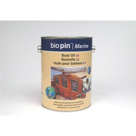 Huile pour bateau Biopin 2,5L - pot(s) de 2.5L
