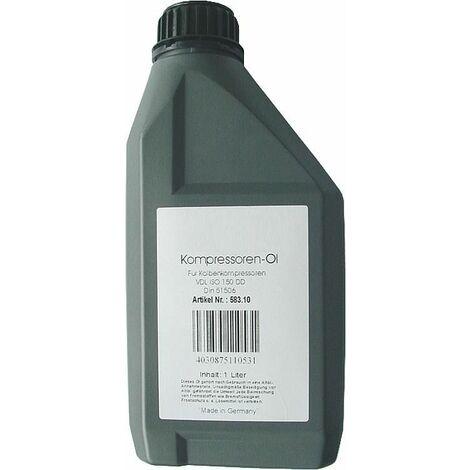 Huile pour compressur VDL ISO 150 DD, contenu 1 litre jusqu'a 220°C
