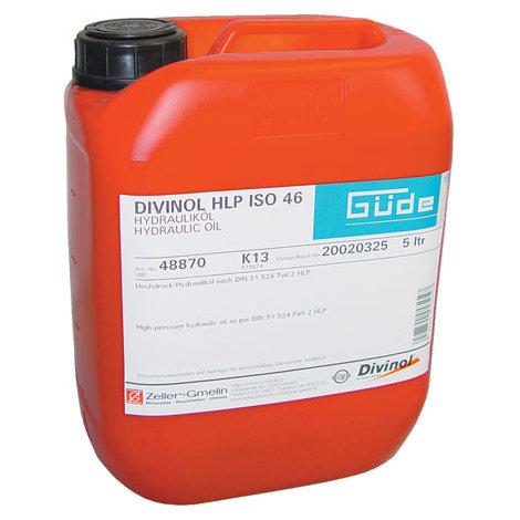 Huile pour outillages hydraulique HLP46 - 5 L