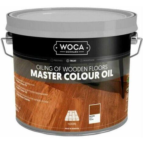 Huile pour parquet Master Oil - WOCA