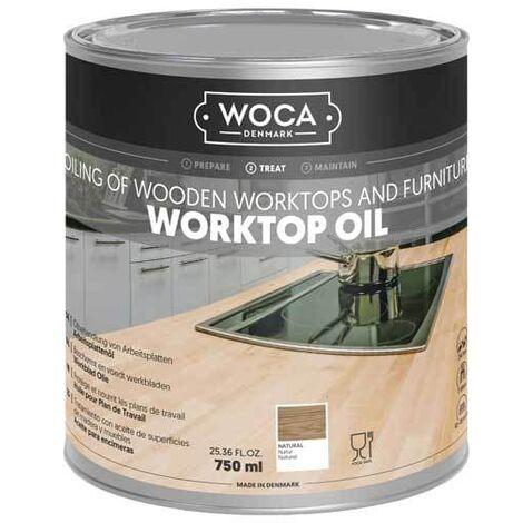 Huile pour plan de travail - WOCA