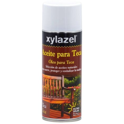 Huile pour Teck en Spray Xylazel