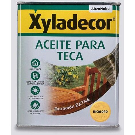 Huile Pour Teck Incolore Xyladecor