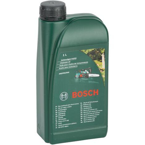 Huile pour tronçonneuse Bosch - 1L