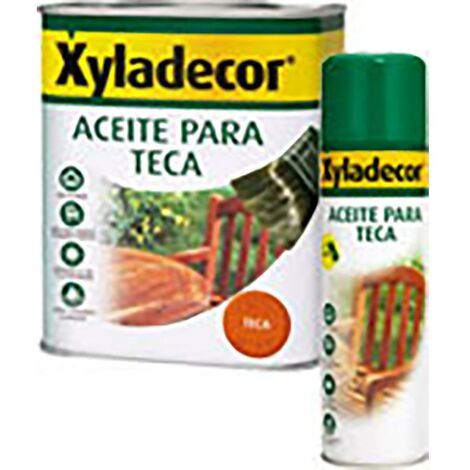Huile protectrice pour teck 500 Ml incolore Xyladecor