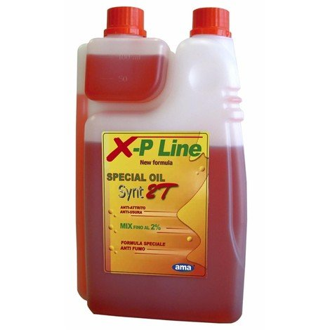 """Huile synthétique 2 temps """"XP-Line"""" 1 L"""