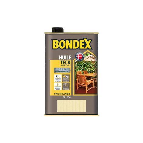 Huile Teck Jardin, Mat Bondex
