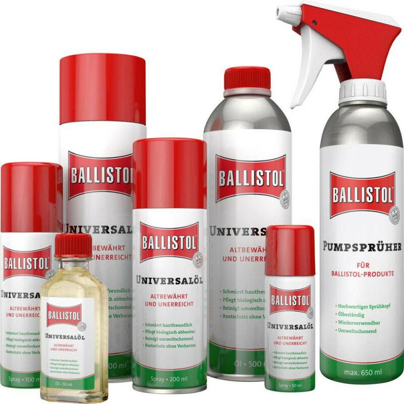 FP - Huile universel Ballistol 50 ml Flacon (Par 20)
