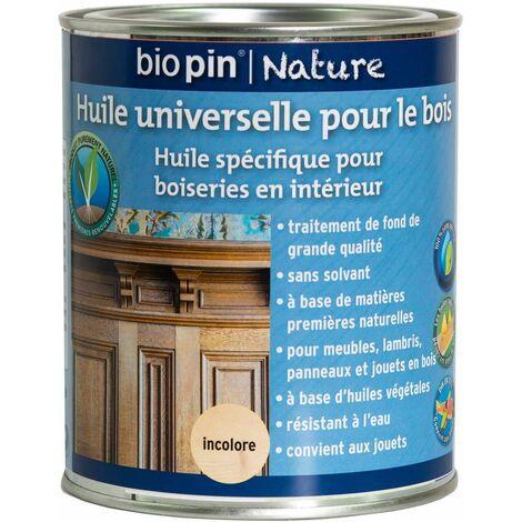 "main image of ""Huile universelle pour bois 0,75 L - Incolore"""