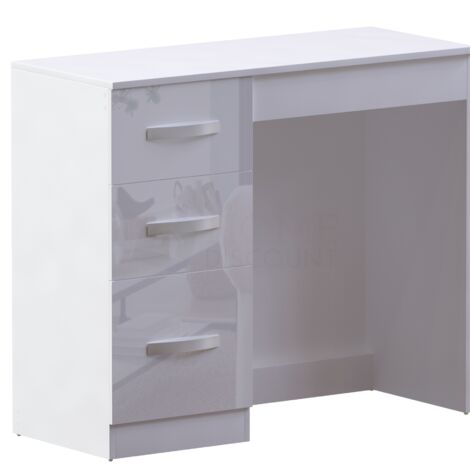 Hulio Dressing Table, White