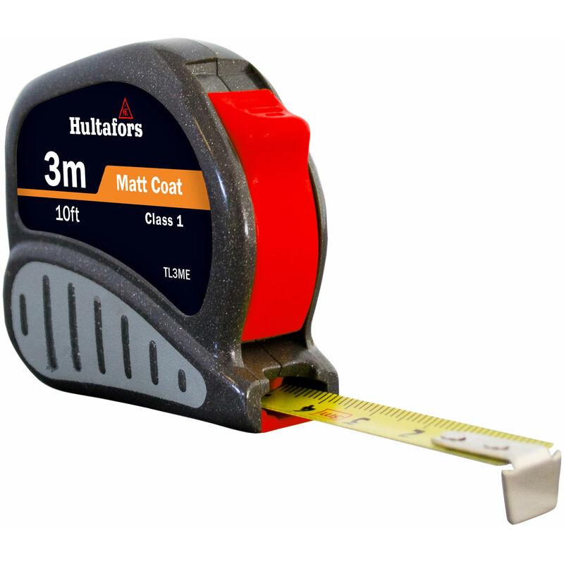 Image of 358013 TL3ME Tri-Lok Pocket Tape 3m/10ft (Width 13mm) - Hultafors