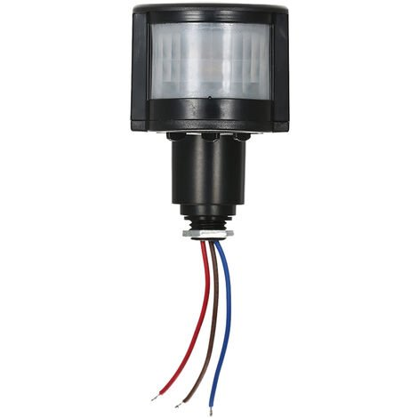 Human Body Infrared Sensor Switch Infrared Motion Sensor Switch White