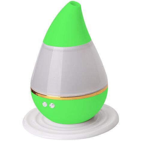 Humidificador atomizador de gotas de agua, purificadores de aire usb,verde