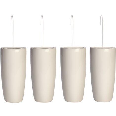 Humidificador de radiador de cerámica - Conjunto de 4o M&W