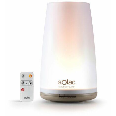 humidificateur d'air à ultrasons 35w blanc - hu1065 - solac