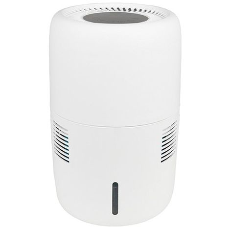 Humidificateur ioniseur d'air 3 litres 44m2 programmable 230V 10W - Oasis 303 - 374964 - Eurom - -