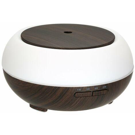 Humidificateur, Lampe De Nuit A Del, Application Controlee, Commande Vocale, 400 Ml
