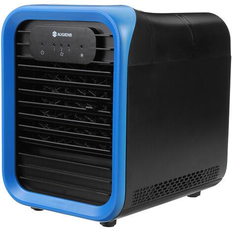 Humidificateur LED de ventilateur de refroidisseur de climatiseur portatif par évaporation