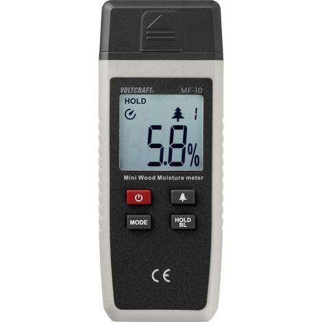 Humidimètre pour matériaux VOLTCRAFT MF-10 VC-8314255 Plage de mesure de lhumidité du bois 2 à 40 % 1 pc(s)