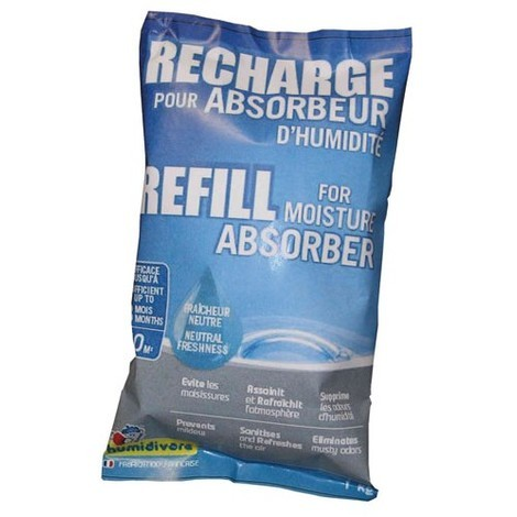 HUMIDIVORE - Recharge absorbeur - 1 Kg