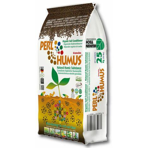 HuminTech® PERLHUMUS 25 kg Bodenverbesserer Nährhumus Dauerhumus Huminstoffe