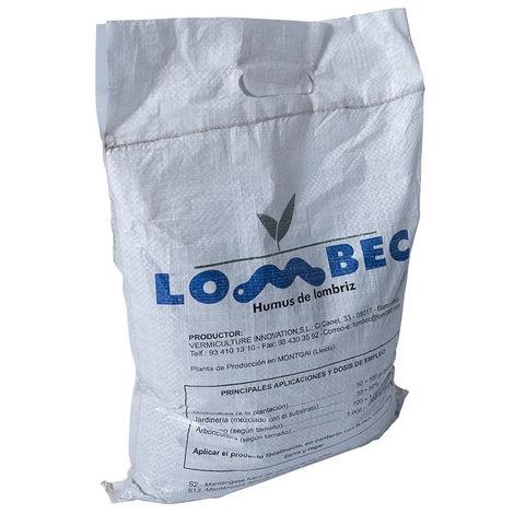 Humus de Lombriz Lombec