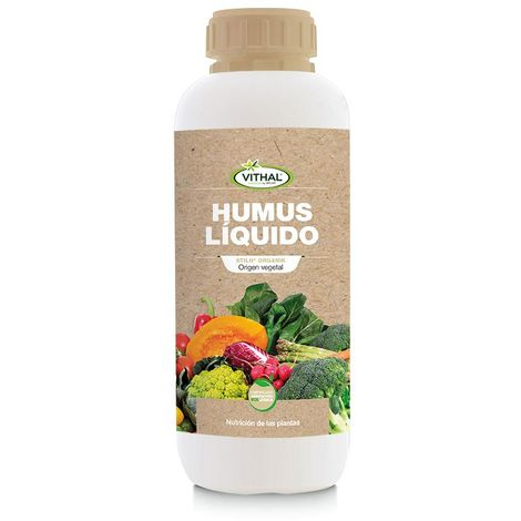 Humus líquido eco Vithal Garden 1 l
