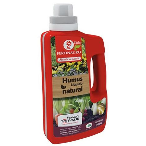 Humus líquido natural 1 L
