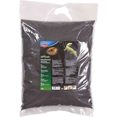 Humus naturel, substrat naturel pour terrarium - 20 L