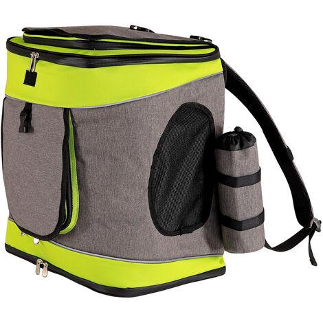 Hunderucksack Hundetransporttasche Haustiertragetasche verschiedene Farben
