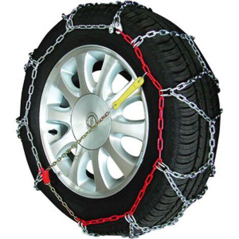 HUPR235 - Chaine a neige 16mm compatible avec pneu 16 17 18 pouces - Husky Professional